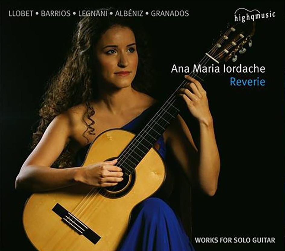"Ana Maria's Debut CD - ""Reverie"""